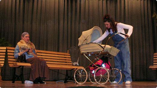 Dia-Show Theater «Im Park»